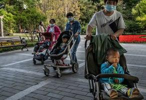 中共宣佈三孩政策卻不取消生育上限 專家釋因