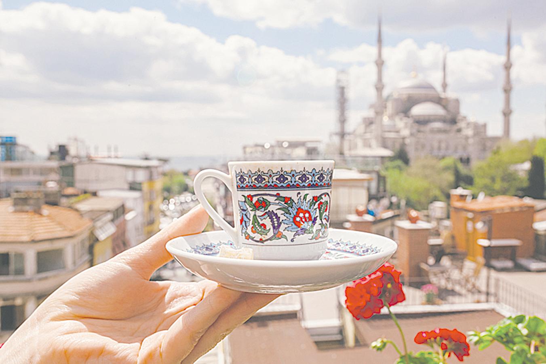 土耳其咖啡最初是王室的特有飲品,之後才流傳至民間。