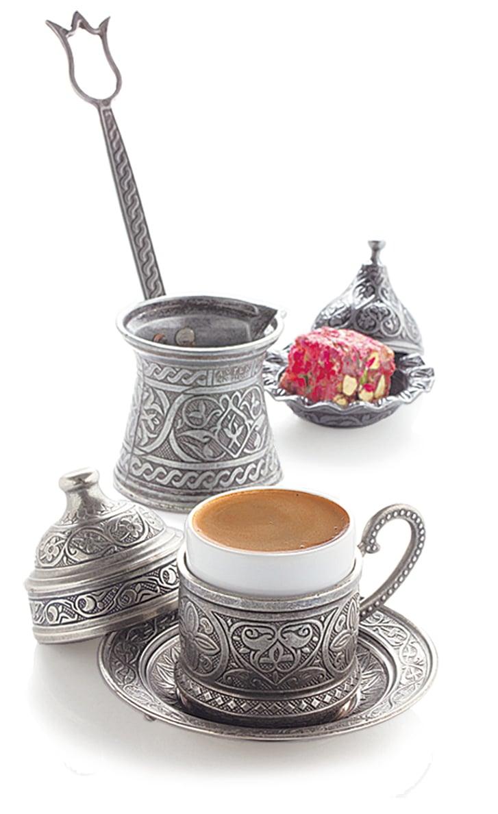 土耳其咖啡有悠久的歷史。