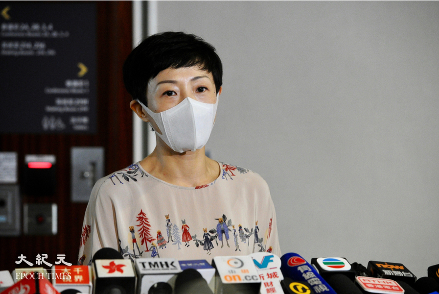 陳淑莊、林瑞華被控違反限聚令 6月18日裁決