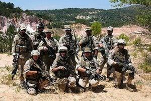 美國特戰部隊赴台 協訓國軍抵禦中共入侵