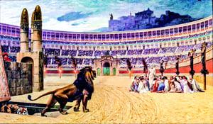 歷史上的瘟疫 瘟疫中走向衰亡的羅馬帝國 (上)