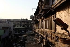 組圖:印度月光市集 照亮400年繁華浪漫