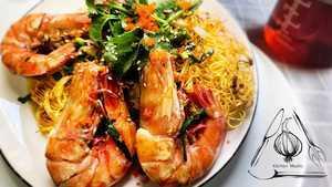 【美食「達」人】口味豐富的虎蝦料理