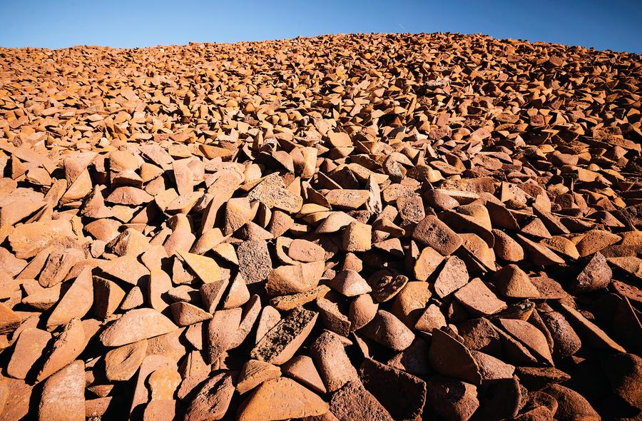 鐵礦石點死穴 鋼鐵藏中共興衰秘密