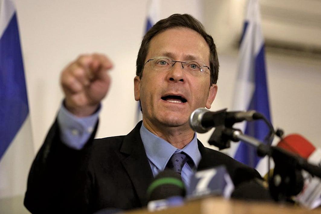 以色列前政治人物赫爾佐格(Isaac Herzog)當選總統。圖為赫爾佐格資料照。(Getty Images)