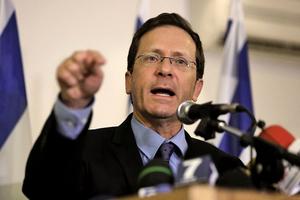 以色列反對黨成功組聯合政府