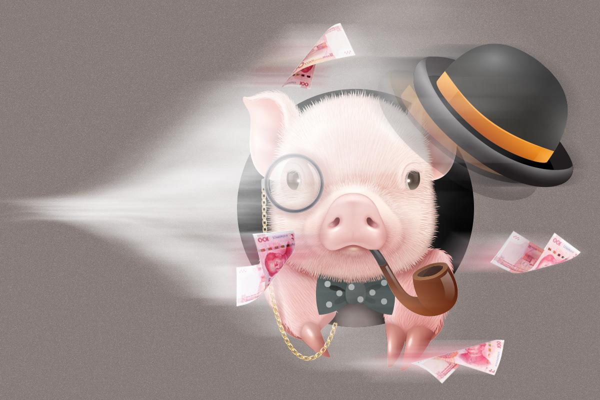 進入最強「豬周期」,華爲養豬賺錢沒?為何房地產、互聯網企業熱衷養豬?兩大問題卡了中國豬肉的脖子?2021胡潤富豪榜,哪家豬企老闆上榜?(大紀元製圖)