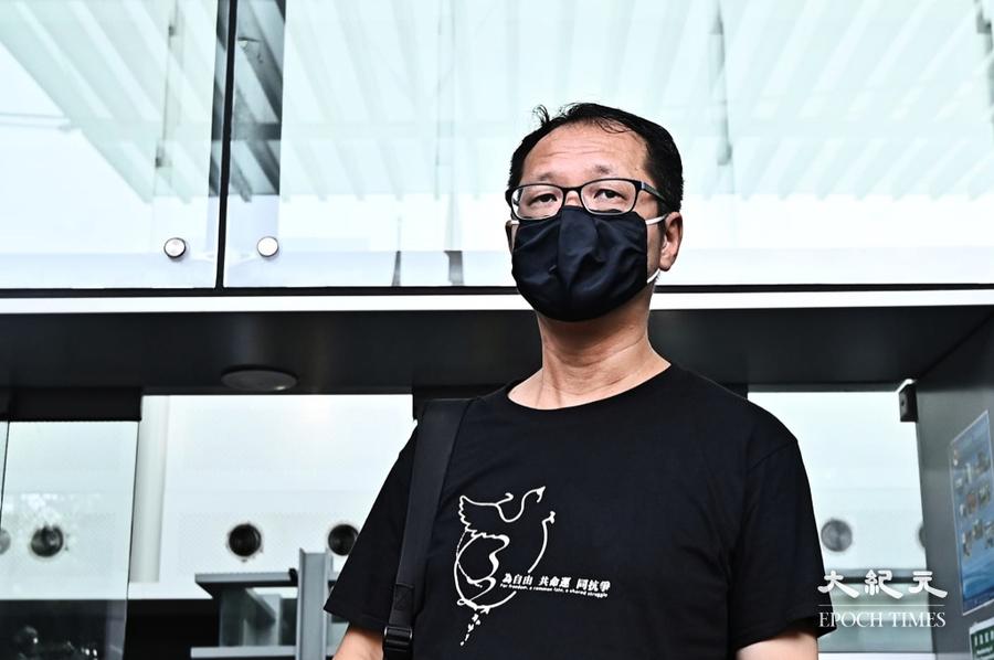 蔡耀昌批警方無足夠證據拘捕鄒幸彤:想製造寒蟬效應