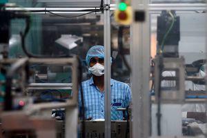 【印度PMI】疫情過於兇猛 5月服務業活動重挫