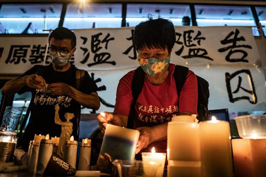 六四32周年 中國人權:抓住改變中國的歷史時機