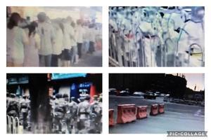 廣州疫情告急 護士接種疫苗後確診 三甲醫院停診