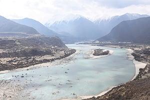 西藏建造超大型水電站 惹世界高度質疑