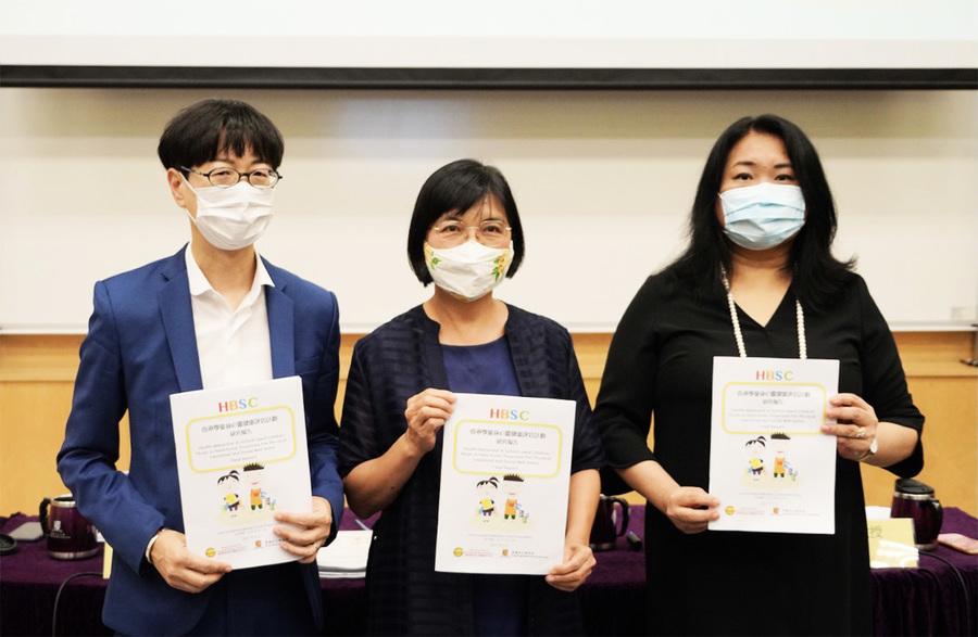 港學生身心健康遠低於國際
