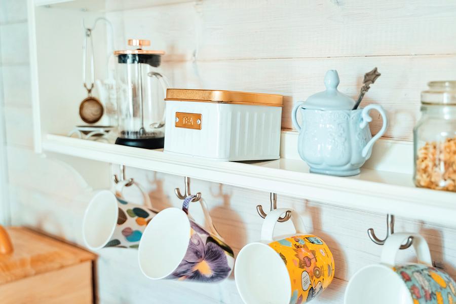 父母需要的 廚房收納法 安全有效率