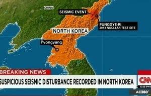 北韓又核試 朴槿惠痛斥金正恩精神失控