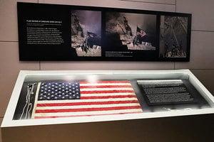 失蹤15年後現身華州 「911國旗」回家