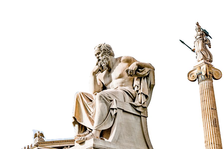 千餘年前雅典城裏 一個黃昏(下)