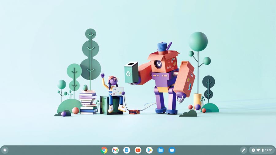 Chromebook上開通鄰近分享功能 安卓手機可投屏應用到Chromebook