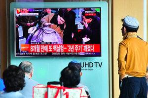 外媒:北京何以不急著阻止北韓核武計劃