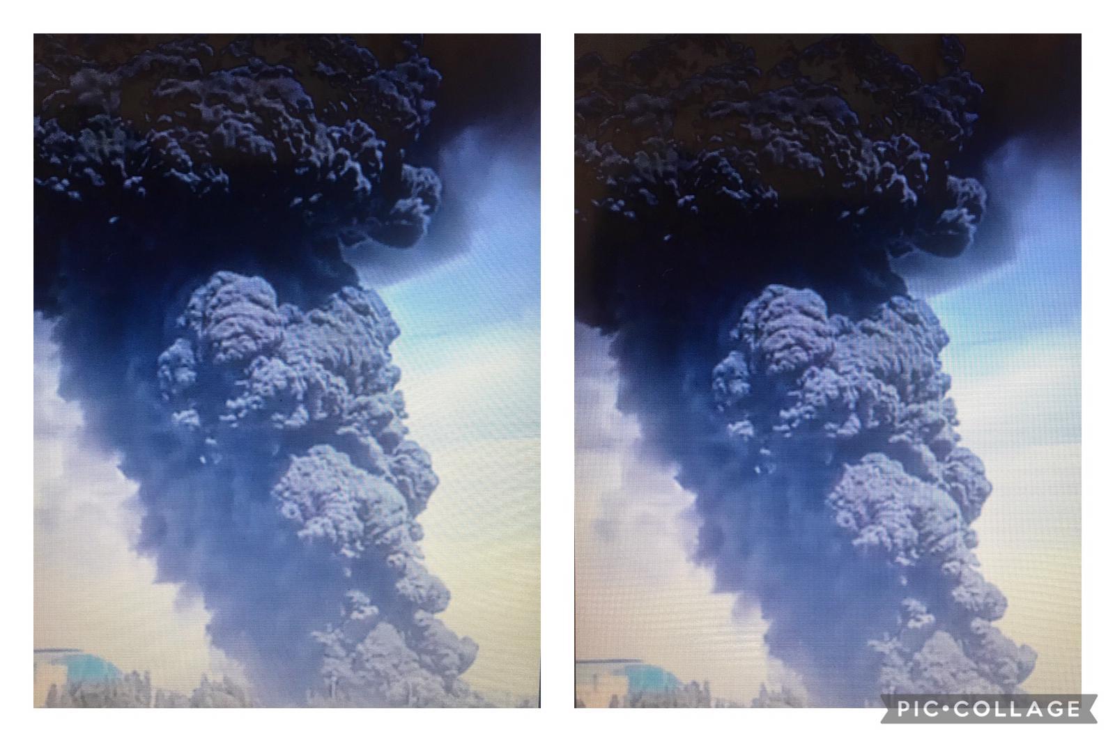 2021年6月8日11時54分,新疆石河子一化工廠發生爆炸。(網頁截圖)