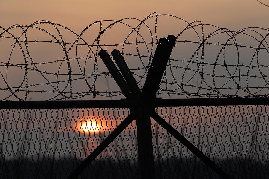 北韓最新核試驗將施壓中共遏制金正恩政權。中共是北韓的經濟施主和唯一盟友。(Chung Sung-Jun/Getty Images)