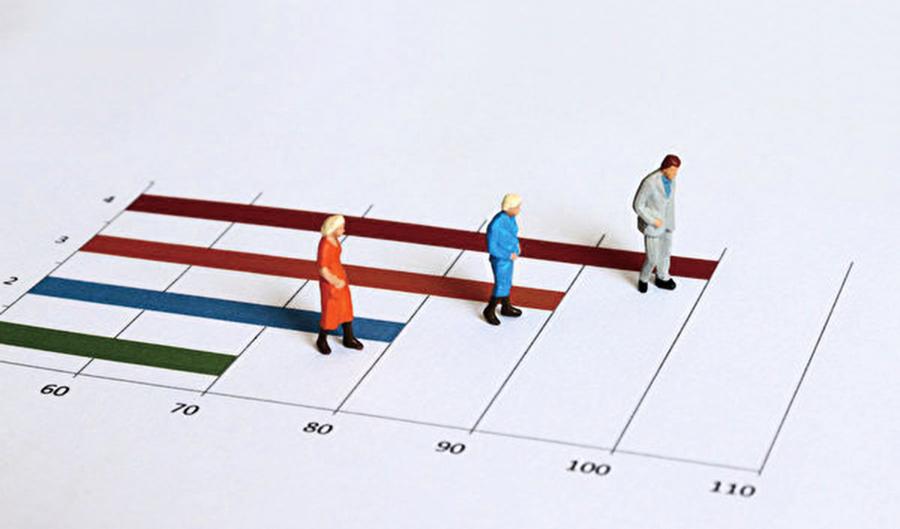 研究:人類壽命極限可達150歲