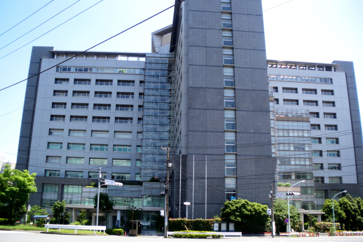 東京入國管理局 (Kentin/Wikimedia)