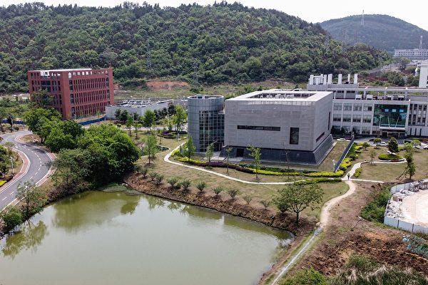 加利福尼亞州的一個政府實驗室,在2020年5月得出結論,中共病毒可能是從武漢的一個實驗室中洩露出來的,並建議進一步調查。圖為中國武漢病毒研究所。(HECTOR RETAMAL/AFP via Getty Images)