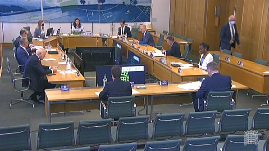 英跨黨派議員國會辯論 提各項港人權訴求【影片】