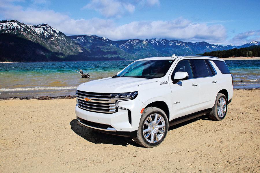 20MPG不是夢 2021 Chevrolet Tahoe High Country Diesel