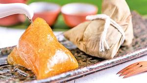 古籍中多姿多彩的端午節粽