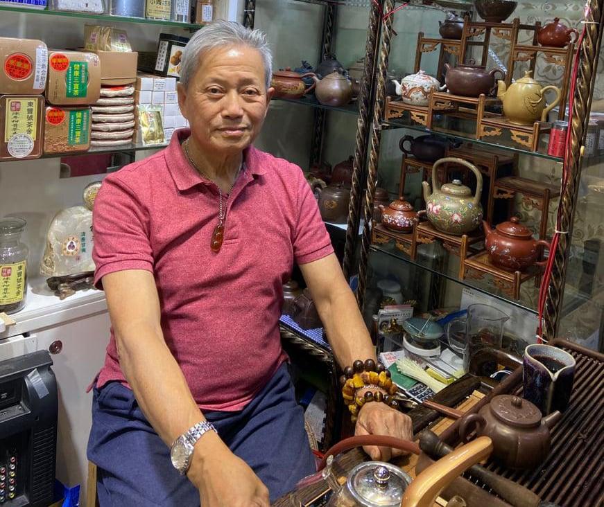 盧氏家族珍藏古董紫砂壼——東豐號的承傳