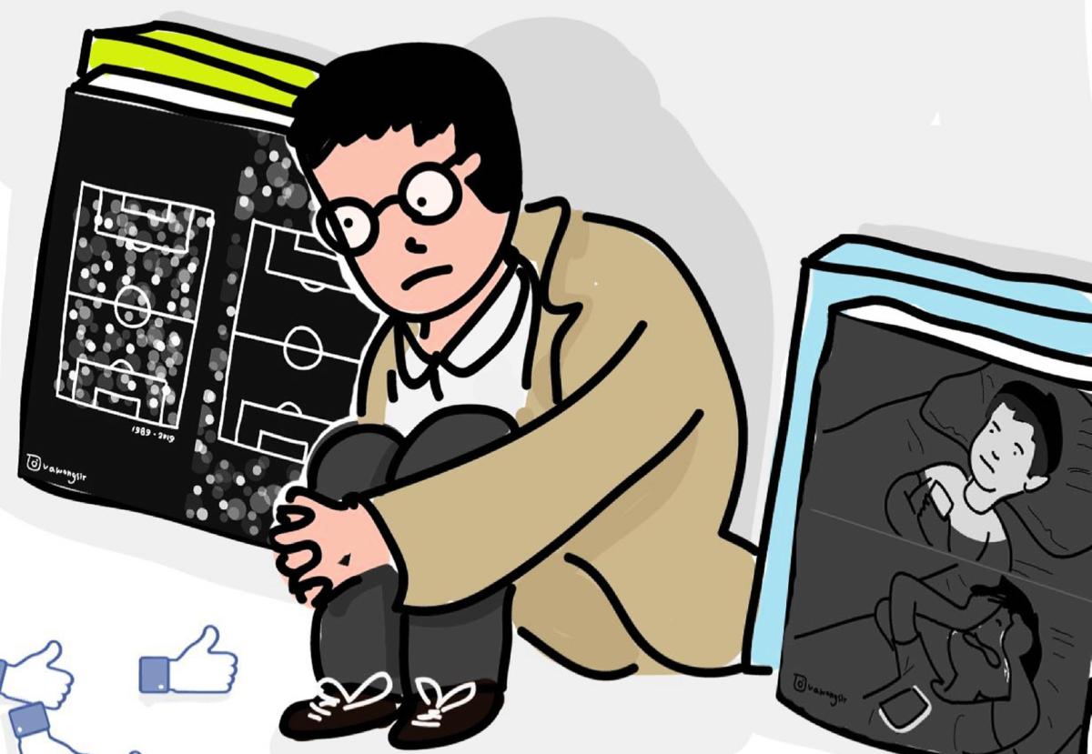 黃Sir於Facebook上發文表示,自己已辭去了日校教師工作。(vawongsir Facebook圖片)