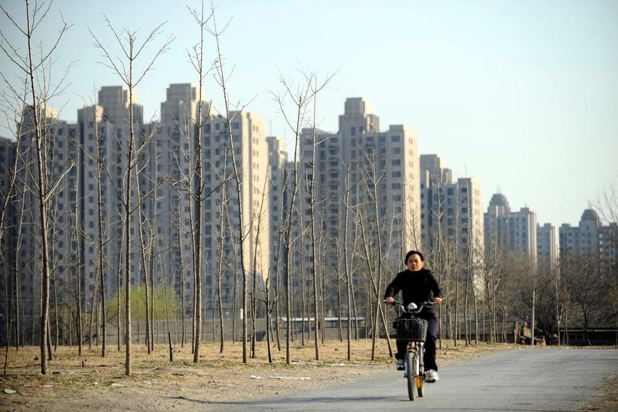 中國土地出讓金轉由中央徵收 投資人:賣地收入難以為繼