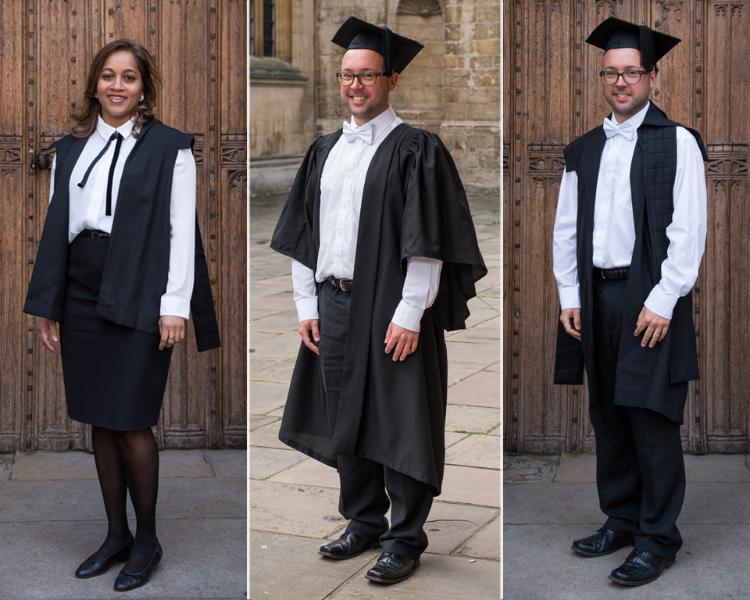 【升學貼士】考試季、畢業季 牛津學生怎樣穿?