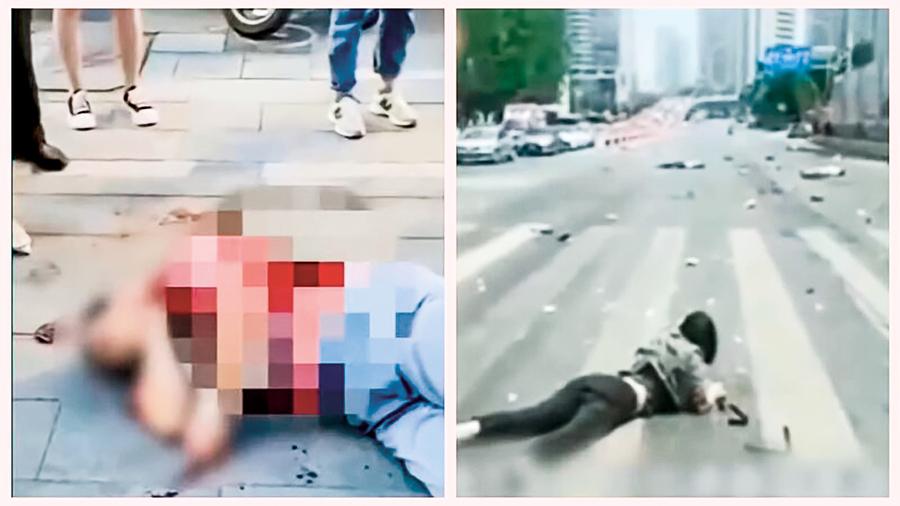 安徽隨機殺人案戳破中共「安全」謊言