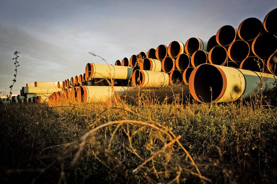 TC能源公司放棄美加輸油管道項目