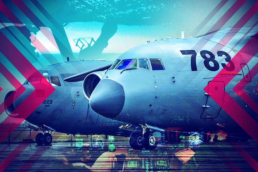 從C-17訪台想到「胖妞」Y-20