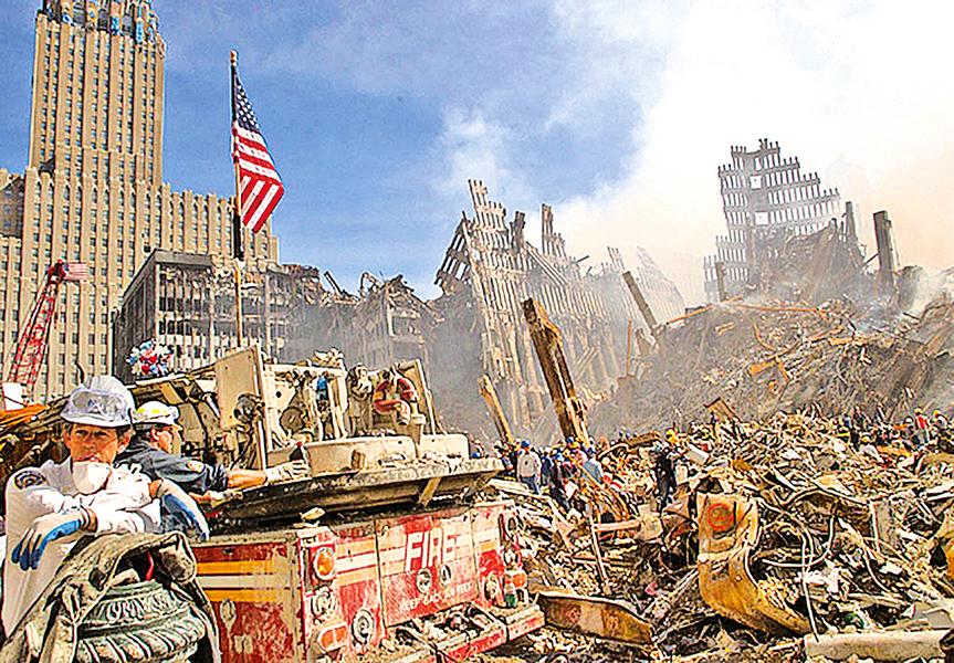911恐襲改變美國改變世界