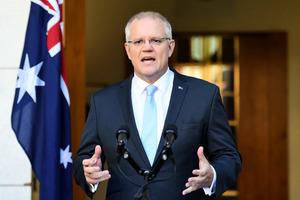 澳洲總理警告:病毒無休止 國境恐繼續關閉
