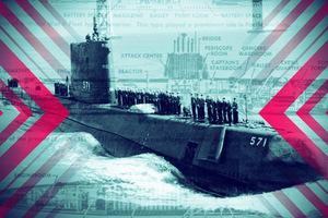 美國核潛艇悄悄主宰海洋67年