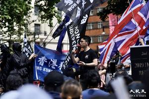 612兩周年|羅冠聰:我所做的每一件事均為盡早可以回家回香港