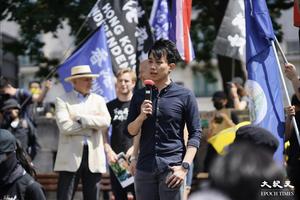 612兩周年|「攬炒巴」劉祖廸:香港反送中、開埠與保衛戰的重大意義
