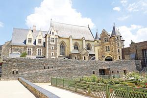 法國昂熱城堡