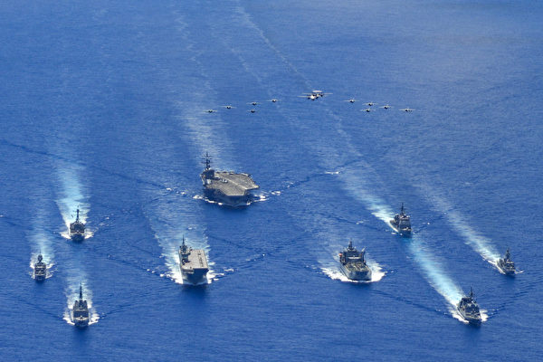 美澳強化軍事合作南海聯合軍演 澳升級潛艇抗共