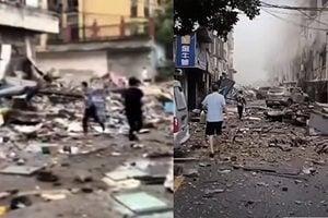 十堰燃氣爆炸150死傷 血庫告急 不少人未救出