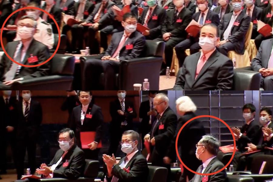 張舉能出席中共建黨論壇 駱惠寧視「結束一黨專政」口號為大敵