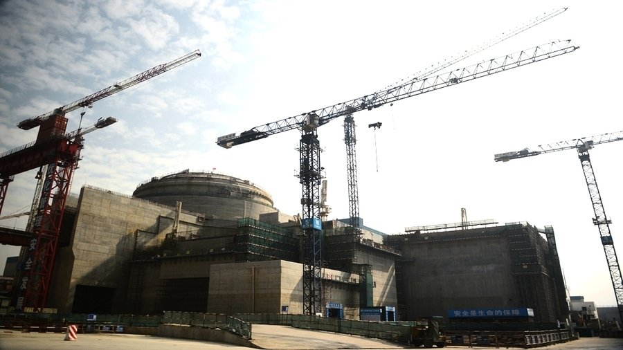 法國合資公司擔憂廣東核電廠洩露 向美求助