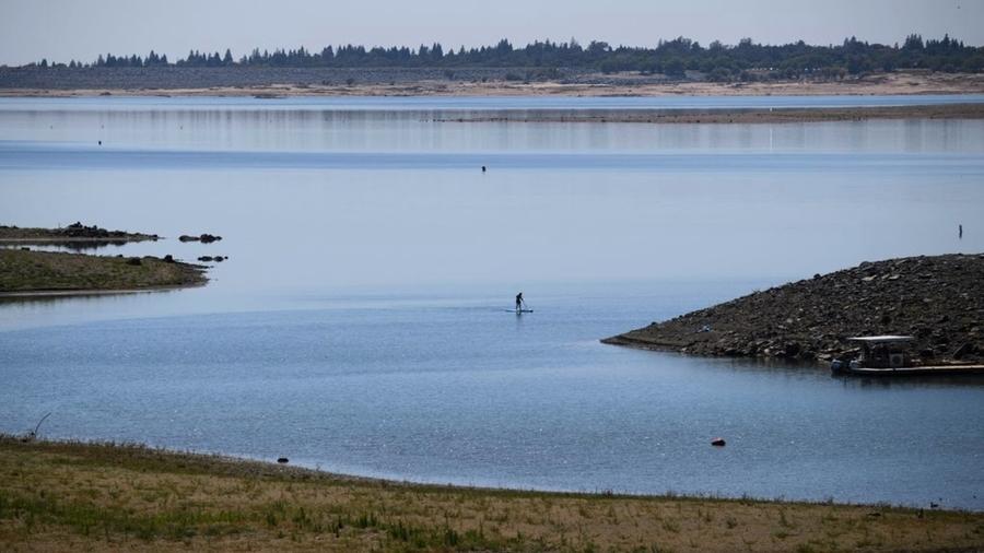 消失56年 美國一架飛機殘骸重見天日